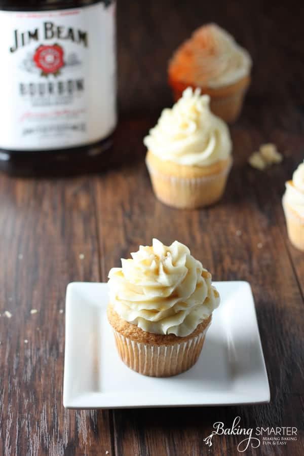 Jim Beam Cupcakes