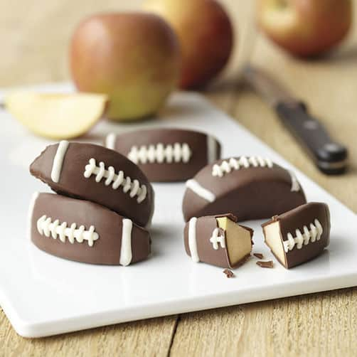Apple Football Treats