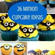 26 Minion Cupcake Ideas