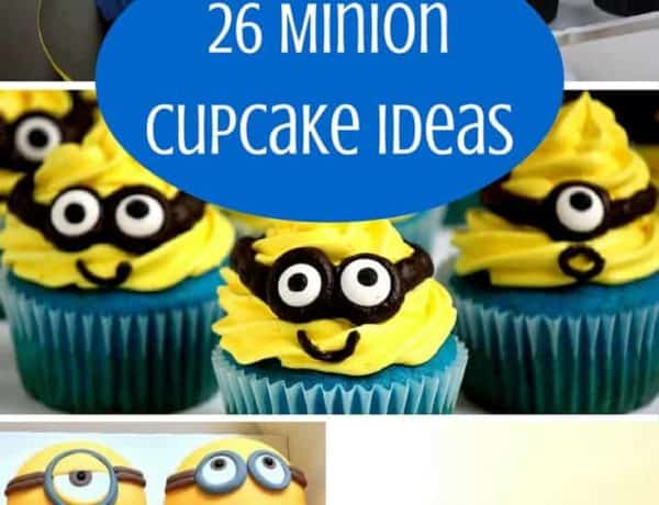 Minion Cupcakes Ideas