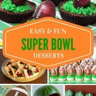 Super Bowl Desserts Everyone Will Love!