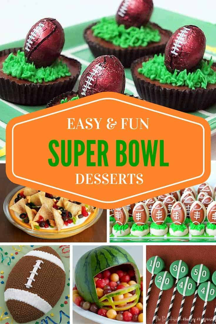 Super Bowl Desserts Everyone Will Love Baking Smarter