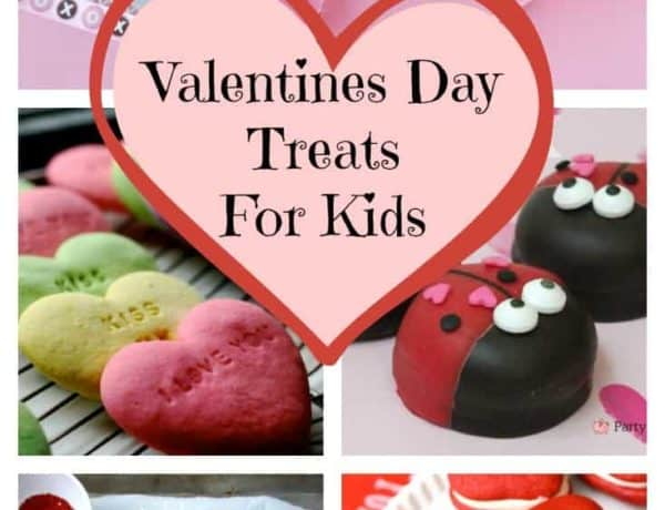 Valentines Day Treats For Kids