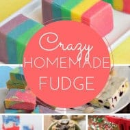 Crazy Homemade Fudge Recipes