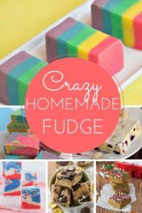 Crazy Homemade Fudge