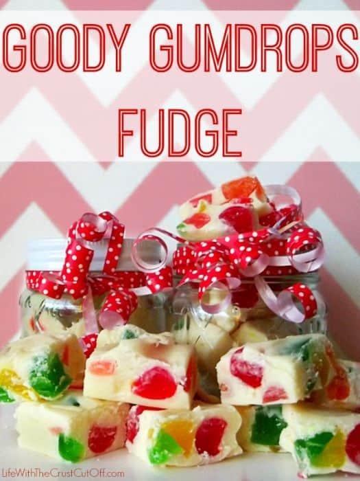 Gumdrops Fudge