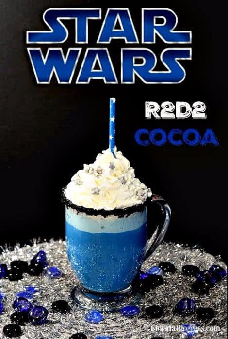 STAR WARS R2D2 Cocoa