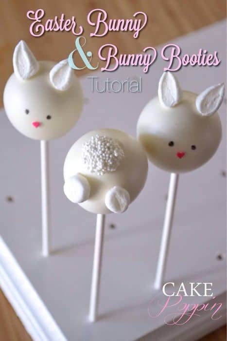 Easter Bunny Bunny Booties