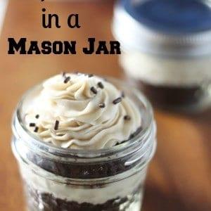 Cupcakes in a Jar