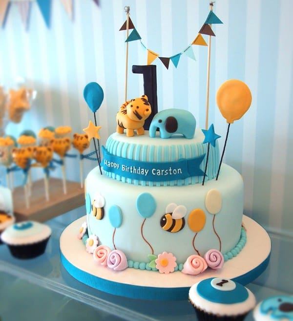 One Year Birthday Cake Ideas