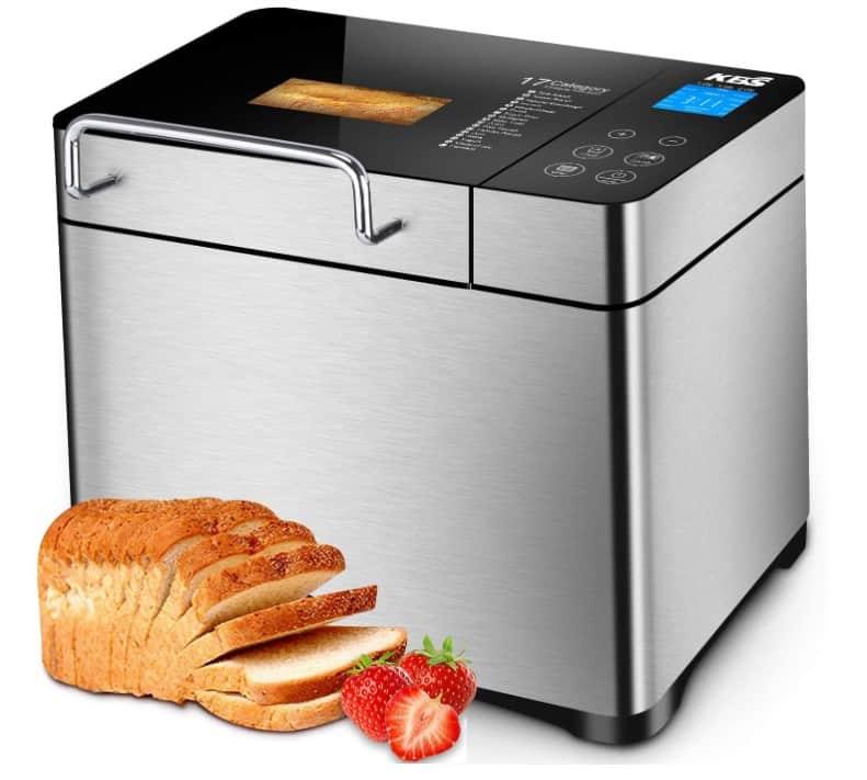 KBS stainless steel bread baking machine