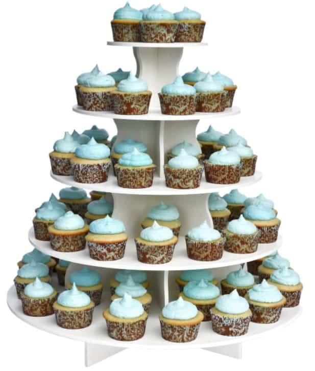 adjustable cupcake stand